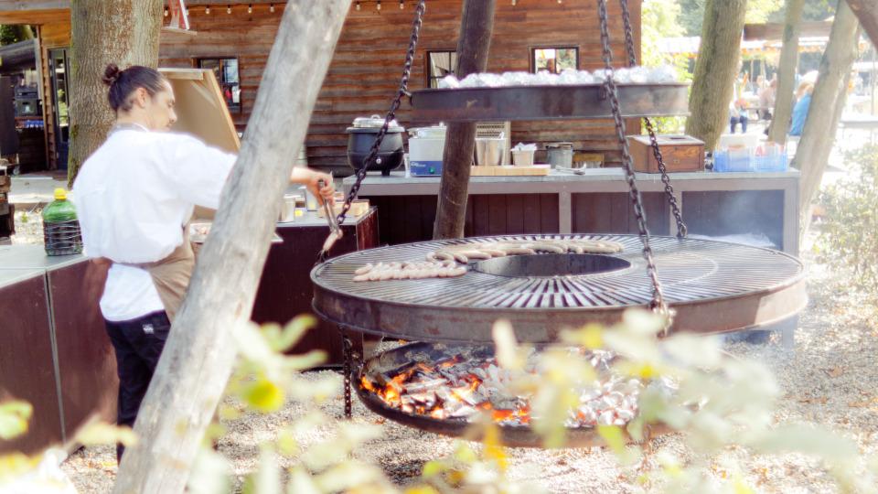 Herfst Buikspek op de BBQ
