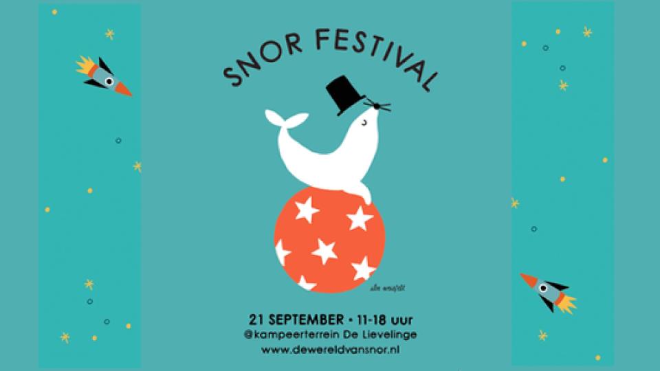 SnorFestival.nl gelanceerd! Koop nu je kaartjes