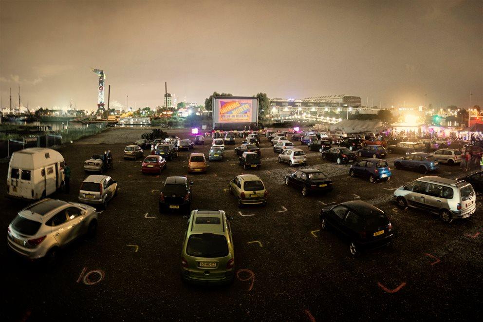 Bijna weekend de wereld van snor for Drive in bioscoop