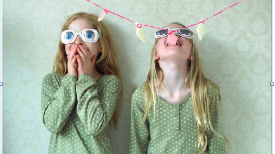 DIY snoephapbril