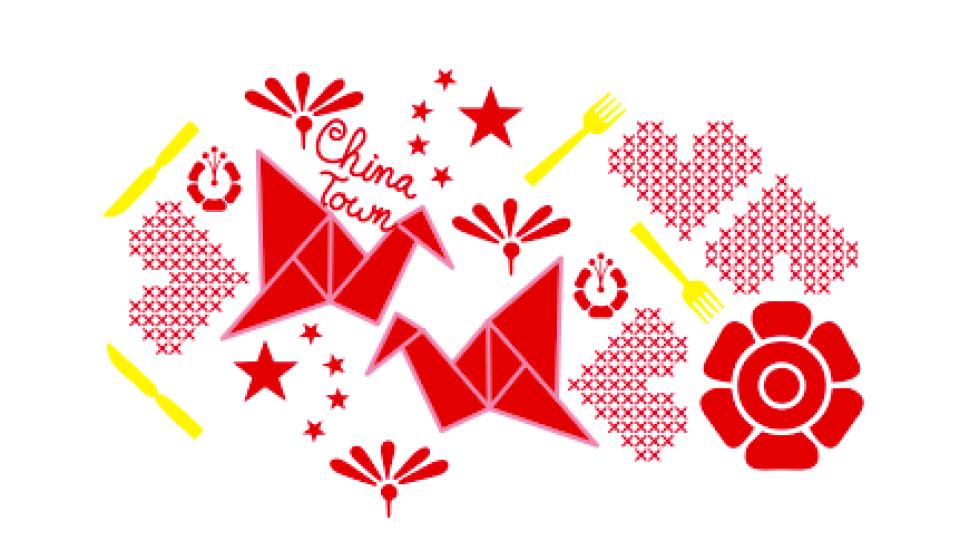 Van de Chinees: noedelsoepje