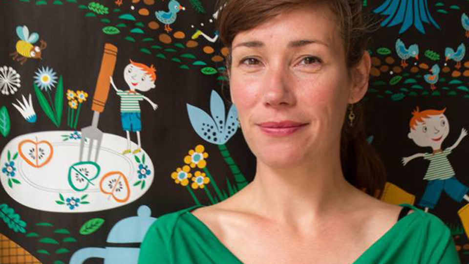 Interview met illustrator Caroline Ellerbeck