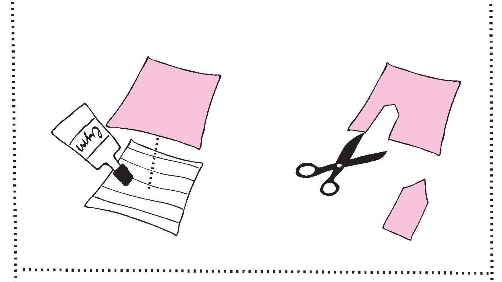 Snor-knutselmiddag: Cadeaukaartjes maken