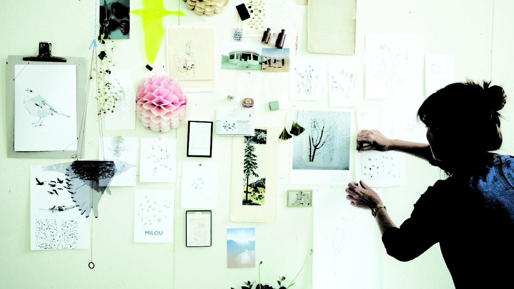 Maartje van den Noort over Pocket Herbarium