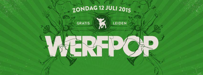 Werfpop logo Leiden Leidse Hout  Snorfestival Uitagenda