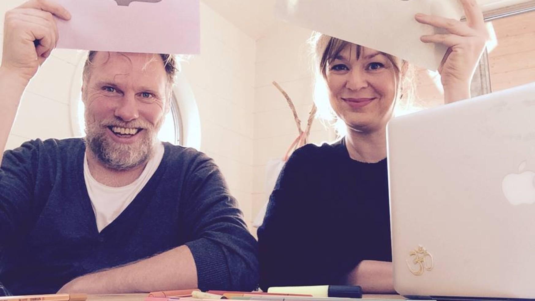 Interview Snorfestival: Gitta met haar Verhalenmachine