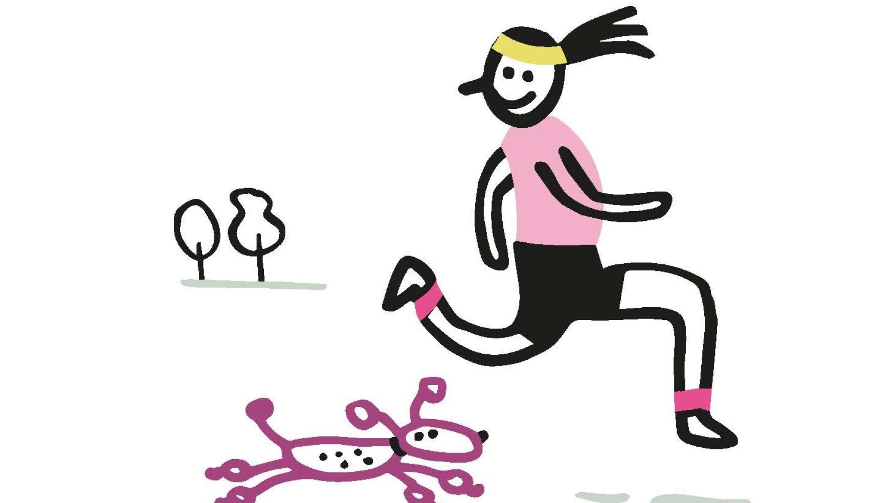 Fun to Run: Rokjesloopdag