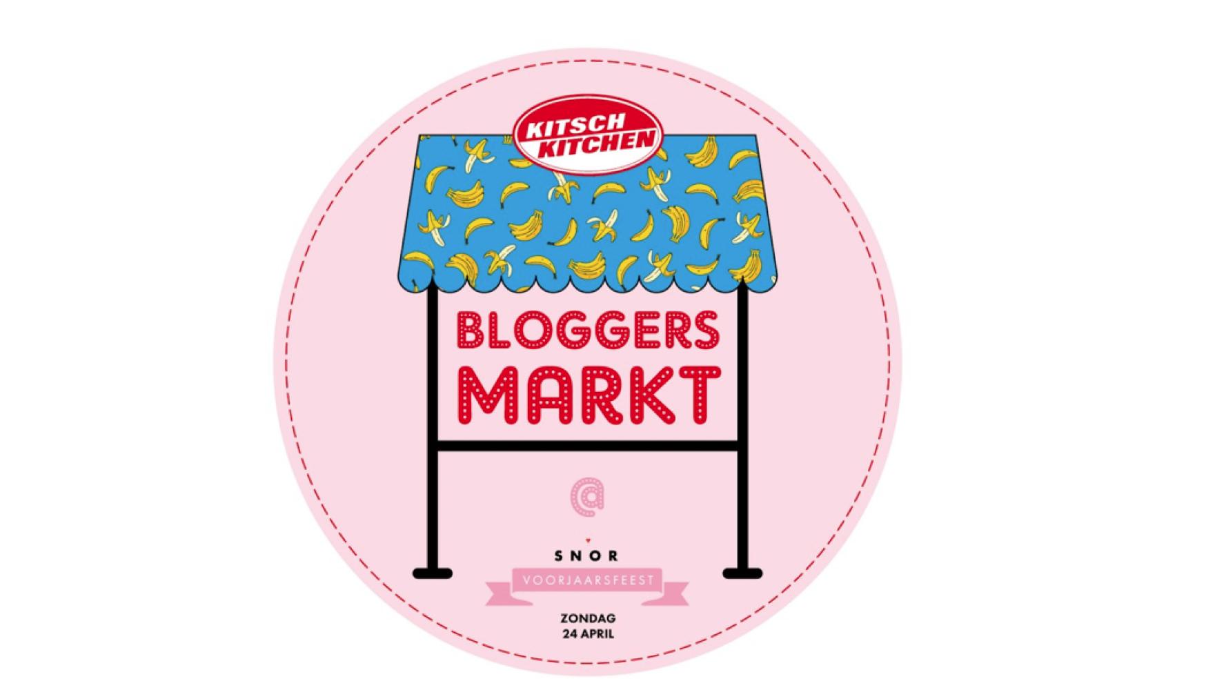 Snorfeest: Bloggersmarkt van Bubblemint en Zilverblauw
