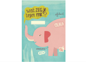 Olifant A3 poster