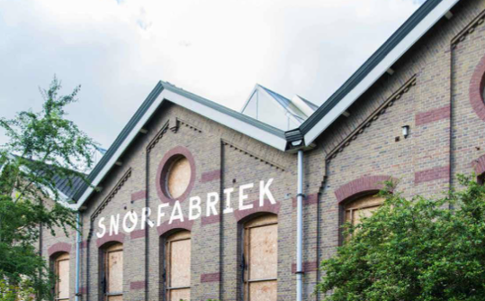 Snorfabriek folder