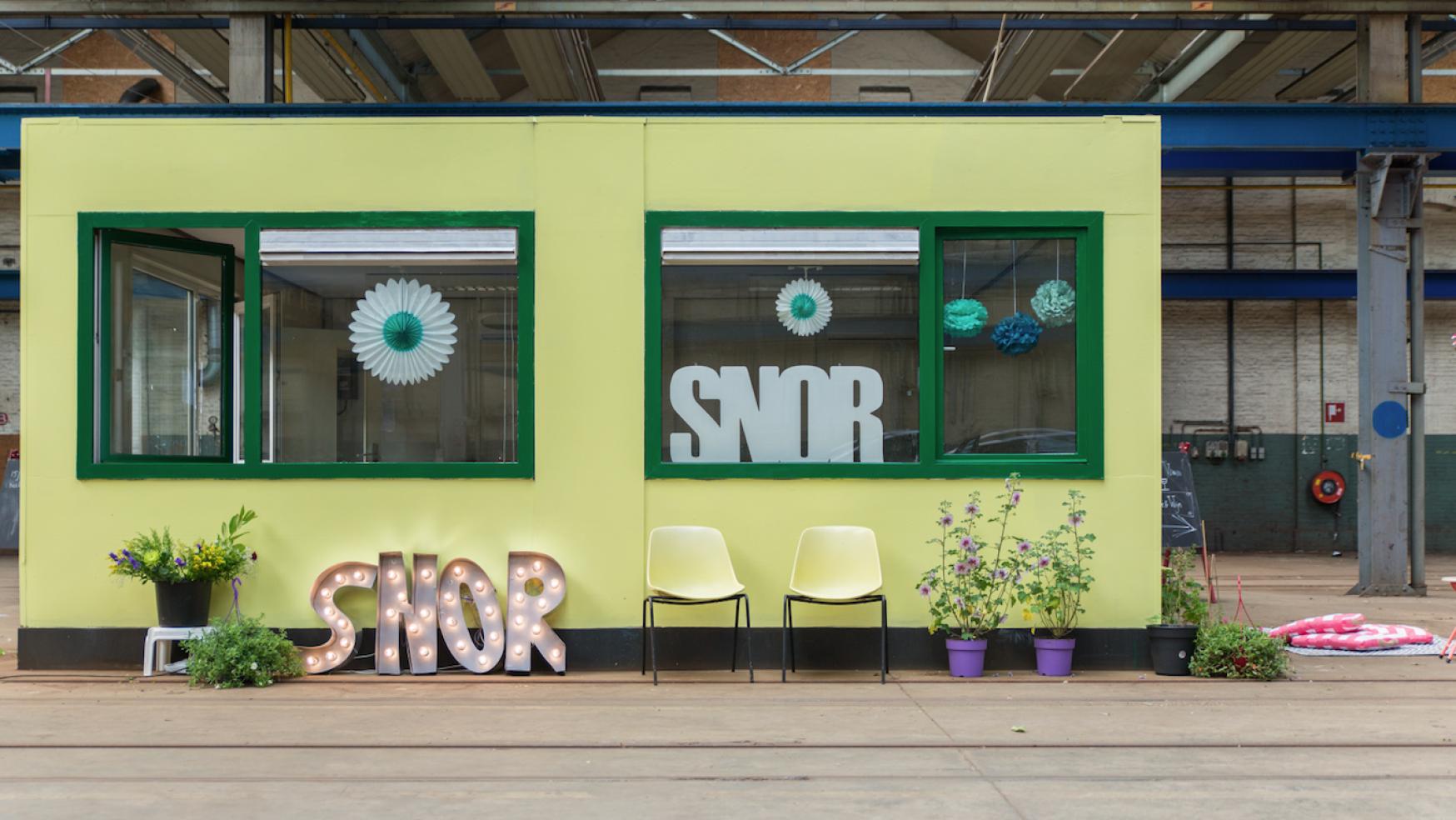 Snorfestival 2016 in Snorfabriek
