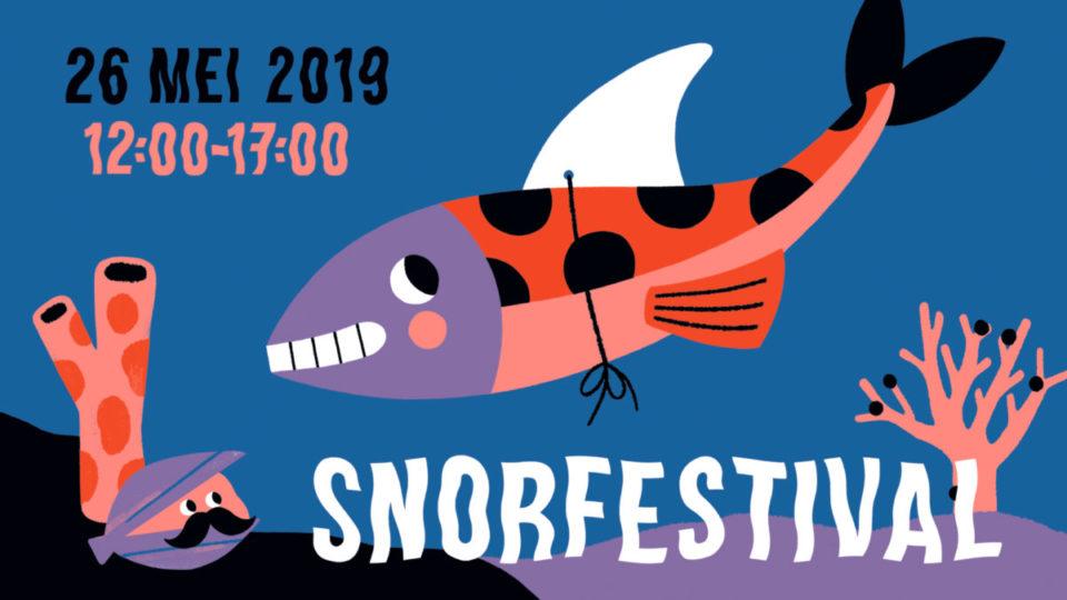 Snorfestival 2019: Onderwater