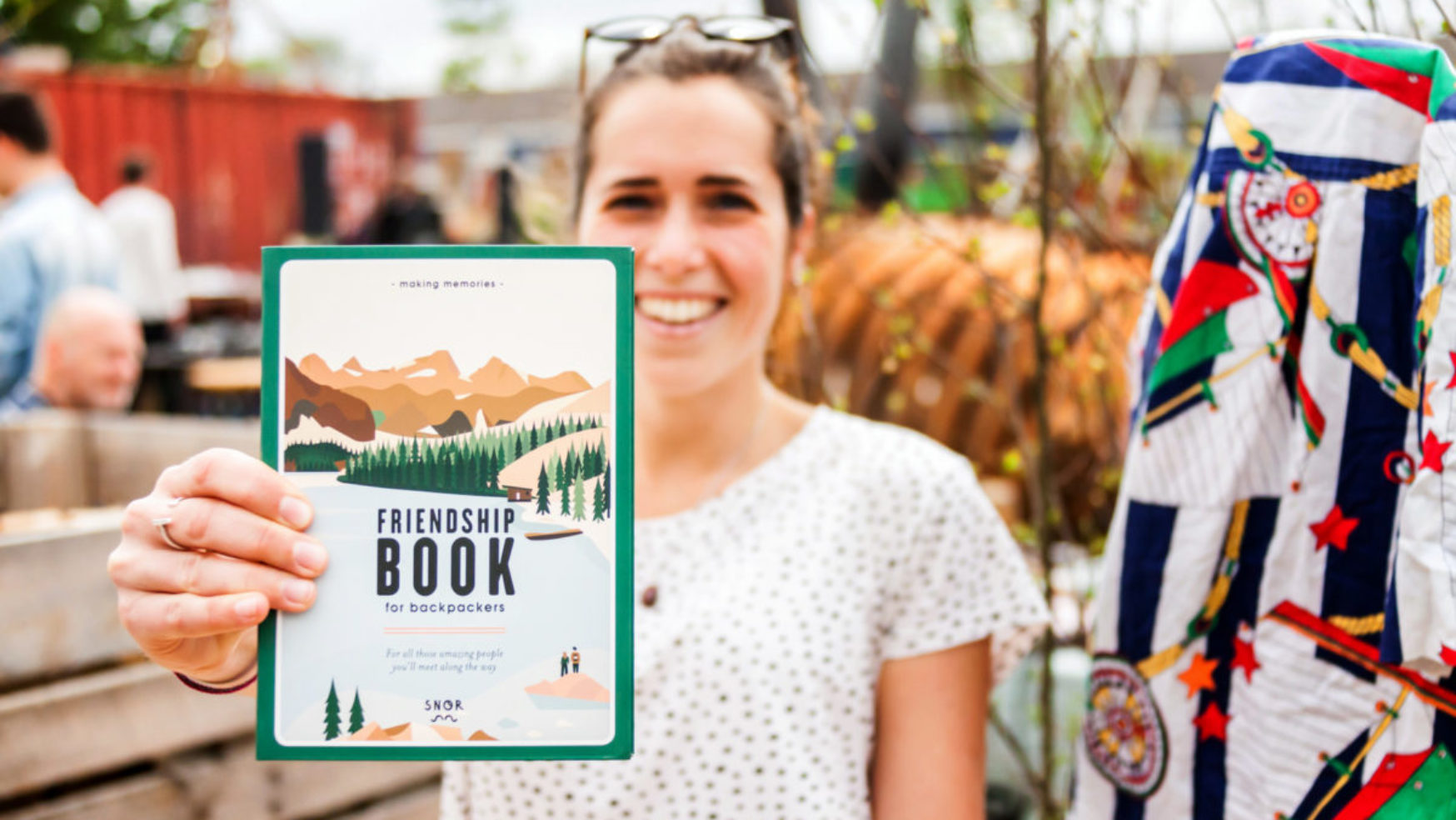 Friendshipbook for Backpackers